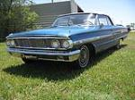 1964 FORD GALAXIE 500 CONVERTIBLE - Front 3/4 - 97502