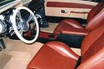 1967 FORD MUSTANG CUSTOM FASTBACK - Interior - 97504