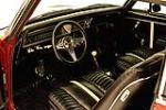 1967 CHEVROLET NOVA CUSTOM 2 DOOR HARDTOP - Interior - 97508