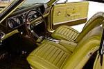 1967 OLDSMOBILE 442 2 DOOR CONVERTIBLE - Interior - 97509