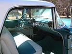 1955 CHEVROLET NOMAD STATION WAGON - Interior - 97521