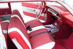 1961 CHEVROLET IMPALA CUSTOM 2 DOOR HARDTOP - Interior - 97565