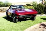1965 CHEVROLET CORVETTE CONVERTIBLE - Front 3/4 - 97694