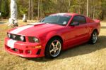2008 FORD MUSTANG ROUSH FASTBACK - Front 3/4 - 97705