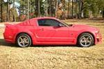 2008 FORD MUSTANG ROUSH FASTBACK - Side Profile - 97705