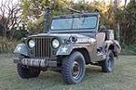 1953 WILLYS M-38 SUV - Front 3/4 - 97724