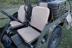 1953 WILLYS M-38 SUV - Interior - 97724