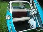 1957 BMW ISETTA 300 CONVERTIBLE - Interior - 97880