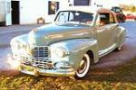 1948 LINCOLN CONTINENTAL CONVERTIBLE - Front 3/4 - 97885