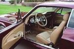 1968 FORD MUSTANG CUSTOM COUPE - Interior - 97897