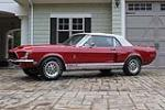 1968 SHELBY GT500 CONVERTIBLE - Side Profile - 98070