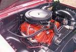 1961 CHEVROLET IMPALA SS CONVERTIBLE - Engine - 98071