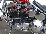 1995 HARLEY-DAVIDSON CUSTOM MOTORCYCLE - Interior - 98094