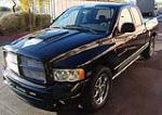 2005 DODGE RAM QUAD CAB OCC EDITION - Front 3/4 - 98126