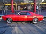 1968 AMERICAN MOTORS JAVELIN 2 DOOR COUPE - Side Profile - 98861