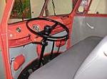 1962 VOLKSWAGEN TYPE III SINGLE CAB PICKUP - Interior - 98876