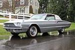 1966 FORD THUNDERBIRD COUPE - Front 3/4 - 98981