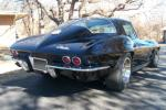 1963 CHEVROLET CORVETTE COUPE - Rear 3/4 - 98983